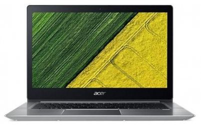 Ноутбук Acer Swift 3 SF314-52-341Z (NX.GNUEU.047) Sparkly Silver