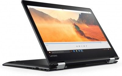 Планшет Lenovo IdeaPad Yoga 510-14IKB (80VB009TRA) Black