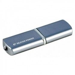 USB флеш накопитель Silicon Power LuxMini 720 64GB Deep Blue (SP064GBUF2720V1D)
