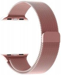 Ремешок Apple Milanese Loop Band for Apple Watch 42mm Rose Gold