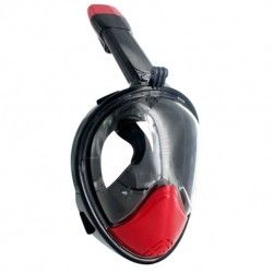 Маска JUST Breath Pro Diving Mask S/M Red/Black (JBRP-SM-RB)