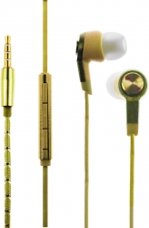 Наушники TOTO Earphone Mi5 Metal Gold