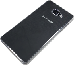 Чехол-накладка Samsung Cover Case для Galaxy A3 2016 Clear (EF-AA310CTEGRU)