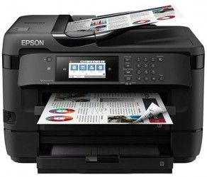 МФУ Epson WorkForce WF-7720DWF