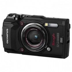 Фотоаппарат Olympus TG-5 Black (V104190BE000)