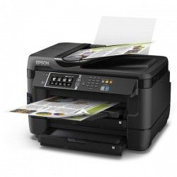 МФУ Epson WorkForce WF-7620DTWF (C11CC97302)