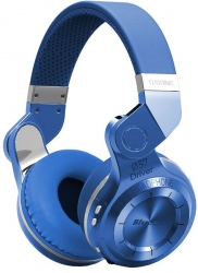 Bluetooth наушники Bluedio T2 Plus Blue