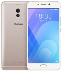 Смартфон Meizu M6 Note 3/16Gb Gold