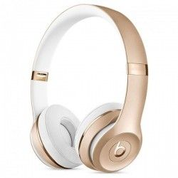 Навушники Beats Solo 3 Wireless Headphones Gold (MNER2ZM/A)