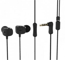 Навушники Remax RM-502 Earphone Black