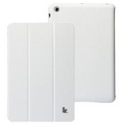 Чехол-книжка для iPad Jison Classic Smart Case for iPad mini Retina 2/3 (JS-IDM-01H00) White
