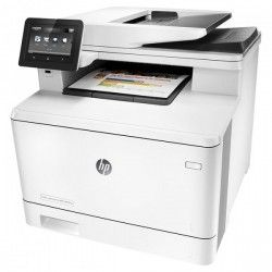 МФУ HP Color LaserJet Pro M477fnw with Wi-Fi (CF377A)