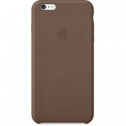 Чехол для Apple iPhone 6 Plus Leather Case Olive Brown (MGQR2ZM/A)