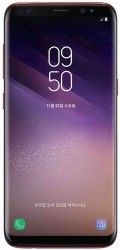 Смартфон Samsung Galaxy S8 64GB (SM-G950FZRDSEK) Wine Red