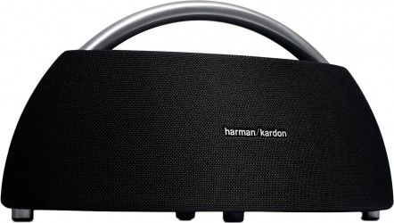 Акустическая система Harman-Kardon Go+Play Mini Black (HKGOPLAYMINIBLKEU)
