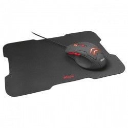 Мышь+коврик TRUST Ziva Gaming mouse with Mouse pad (21963)