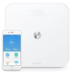 Весы напольные YUNMAI SE Smart Scale White (M1680)