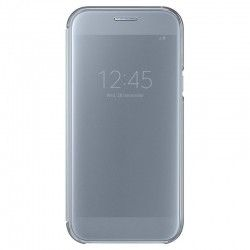 Чехол-книжка Samsung Clear View Cover A5 2017 EF-ZA520CLEGRU Blue