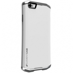Чехол для iPhone 6/6S Element Case Solace II Silver (EMT-322-101D-23)