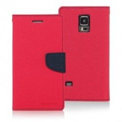 Чехол-книжка Book Cover Goospery Samsung J500 Red