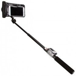 Монопод для селфі JUST Selfie Stick PRO Water Set (SLF-STKPW-BLK)