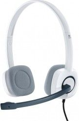 Наушники Logitech Headset H150 (981-000350) Cloud White