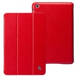 Чехол-книжка для iPad Jison Classic Smart Case for iPad mini Retina 2/3 (JS-IDM-01H30) Red