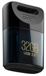 USB флеш накопитель Silicon Power Jewel J06 32GB Deep Blue (SP032GBUF3J06V1D)