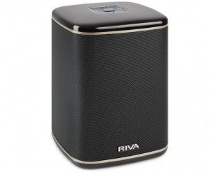 Мультирум акустика RIVA Arena Compact Multi-Room+ Wireless Speaker Black (RIVAARB)