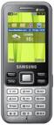 Мобильный телефон Samsung C3322 Midnight Black