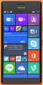 Смартфон Nokia Lumia 730 Dual SIM Orange