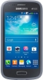 Накладка Samsung Protective Cover+ для Galaxy Ace 3 Black (EF-PS727BBEGWW)