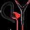 Навушники Yurbuds Focus 400 Red-Black (YBIMFOCU04RNB)