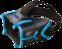 Шлем виртуальной реальности FIBRUM Pro (FBRBL)
