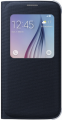 Чехол Samsung S View Zero для Samsung Galaxy S6 BlueBlack (EF-CG920BBEGRU)