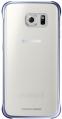 Накладка Samsung Zero Edge для Samsung Galaxy S6 Edge BlueBlack (EF-QG925BBEGRU)