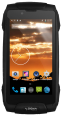 Смартфон Sigma mobile X-treme PQ30 Black (3400mA)